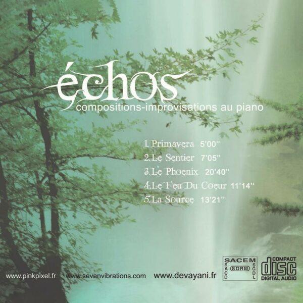 Devayani Piano Echos