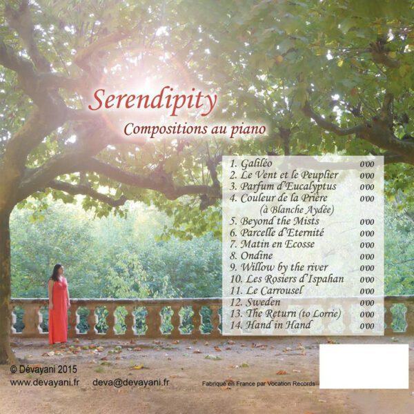 Devayani Piano Serendipity